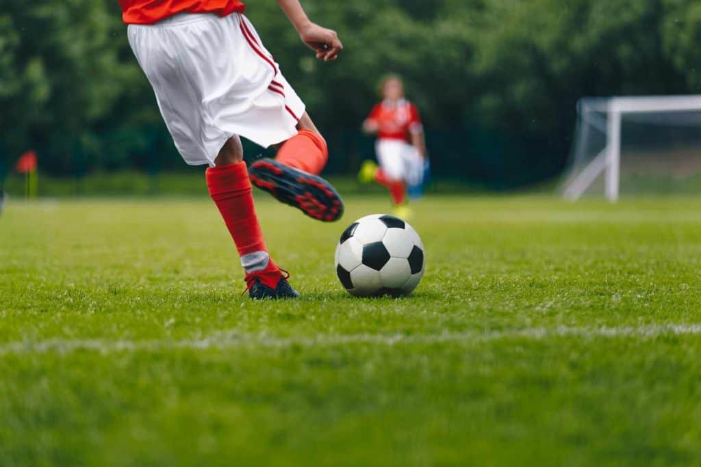 Fußballtraining beim RSV-Altenburg e.V.